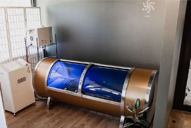 Airpod Oxygen Therapy Wellness Perth