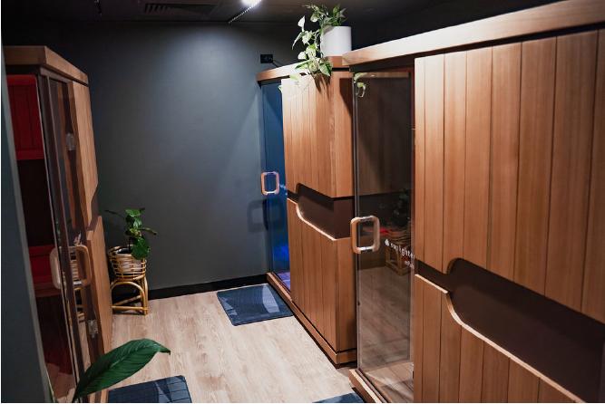 Infrared Sauna Perth Wellness