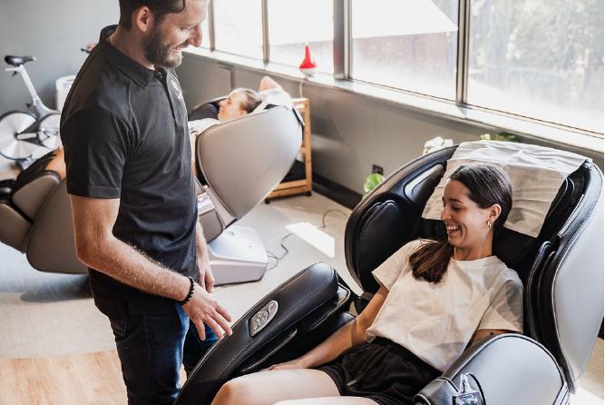 Massage & Compression Perth Wellness